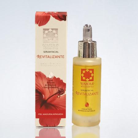 Serum revitalizante para pieles maduras apagadas